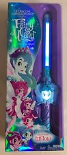 Magic Fairy Wand Princess WILLOW Blue Toy Talking Lights Up Animated New 2017