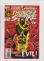 Thunderstrike #15 NM- 9.2 Marvel Comics 1994 Mighty Thor app.