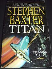 Titan by Stephen Baxter 1998 Paperback