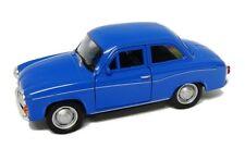 WELLY MODELL SYRENA 105 BLAU Welly Modell PRL Auto 1:34-39 NEU & OVP