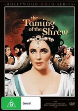 TAMING OF THE SHREW DVD