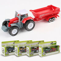 Alloy Engineering Car Tractor Toy Farm Vehicle Boy Car Model Children Kids Gifts
