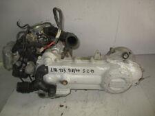 Motore Blocco Completo Motori Piaggio Liberty 125 1998 2000 Engine Motor Moteur
