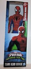 2016 MARVEL TITAN HERO SERIES SPIDER-MAN POSABLE 12 INCH ACTION FIGURE