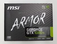 MSI ARMOR NVIDIA GEFORCE GTX 1080Ti GRAPHICS CARD OC EDITION 11GB GDDR5X (45)