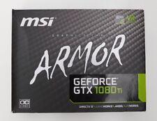 MSI ARMOR NVIDIA GEFORCE GTX 1080Ti GRAPHICS CARD OC EDITION 11GB GDDR5X (45)