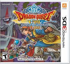 Dragon Quest VIII: Journey of the Cursed King (Nintendo 3DS) Free Shipping