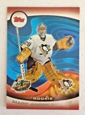MARC-ANDRE FLEURY 2003-04 TOPPS PRISTINE NHL ALL-STAR GAME ROOKIE INSERT CARD #4