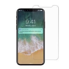 2 X Explosion Prof Temperd Glass Screen Protector Film Guard For Apple iPhone X