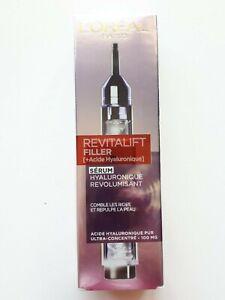 Revitalift Filler serum Hyaluronique de L'Oréal. neuf