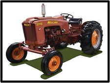 "Minneapolis Moline Tractors New Metal Sign Model M5 Large Size 12 x 16/"""