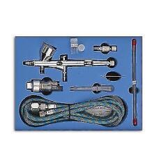 Action 3 Airbrush Air Compressor Kit Craft Cake Paint Art Spray Gun Set Er02