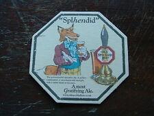 Beermat Old Speckled Hen Strong Fine Ale Splhendid Morland Abingdon BM019