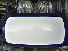 Classic mini fibreglass smooth boot lid double skin  **NEW**