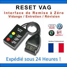 RESET VAG OBD2 - Remise à Zéro Entretiens VW AUDI SEAT SKODA VAG COM VCDS VAS