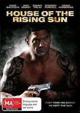House Of The Rising Sun (DVD, 2012) NEW