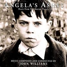 Angela's Ashes [Music From The Motion Picture] by John Williams  CD  (NEW)