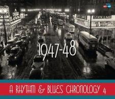 Various Artists : A Rhythm & Blues Chronology 1947-48 - Volume 4 CD Box Set 4