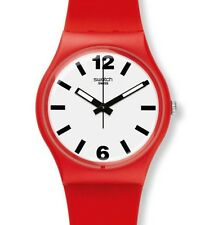"SWATCH GENT ""RED PASS"" (GR162) NEUWARE"