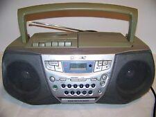 SONY CFD-S32 CD RADIO CASSETTE-CORDER BASS REFLEX BODY ITEM 4 MANCAVE