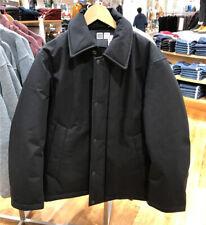 NWT Uniqlo U Lemaire Men Down Jacket Water Repellent Short Coat Black XS - S