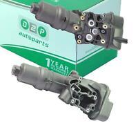 OIL FILTER HOUSING FILTER CAP & GASKET FOR VW 2.0 FSI 06D115397K, 06D115397J