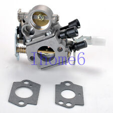 Replace Stihl MS171 MS181 MS201 MS211 SAW Carburetor Carb 1139 1200 612 & Gasket