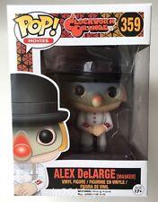 Funko Pop Movie Clockwork Orange Alex Masked Ver. #359 Vinyl Figure Toy Doll New