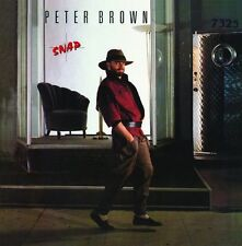 "PETER BROWN - SNAP 2013 REMASTERED CD 1984 ALBUM + BONUS 12"" MIXES !"