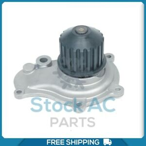 Water Pump for Chrysler Cirrus, PT Cruiser, Sebring, Stratus, Voyager / D... QOA