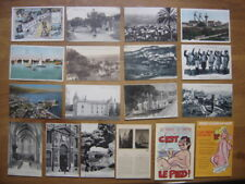 CP Lot cartes postales Postcards PAYSAGES HUMOUR