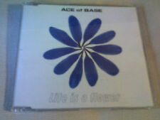 ACE OF BASE - LIFE IS A FLOWER - UK CD SINGLE - PART 1
