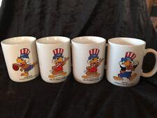 1984 LA OLYMPICS~boxing/basketball & 2 SAM the EAGLE Cup/COFFEE MUG Los Angeles
