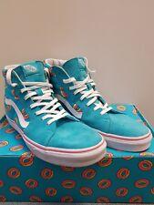 Odd Future X Vans Skate High tops UK9, Like converse/Golf le fleur, RARE, donut