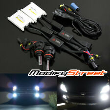 9007/HB5 6000K WHITE BI-XENON HI-LOW HEADLIGHTS CANBUS BALLAST HID CONVERION KIT
