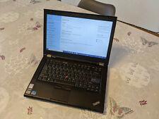 Lenovo ThinkPad T420 Core i5-2520M 2,5GHz 8Gb 240GB SSD Win10 Pro x64