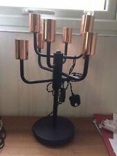 Copper Corded Contemporary Lamps
