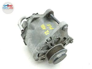 2011-2012 AUDI A8L D4 ENGINE MOTOR ALTERNATOR GENERATOR PULLAY ASSEMBLY 190A 14V