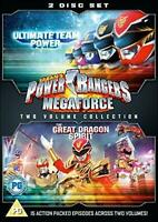 Power Rangers Megaforce - Two Volume Collection [DVD][Region 2]