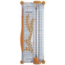 Papierschneider Schneidemaschine groß A4 Fiskars Paper Trimmer SureCut 9893