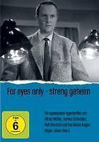 For eyes only - Streng geheim (2013), Neu OVP, DVD