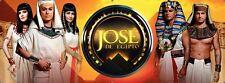 Jose De Egipto. Telenovela  Brazileña 8 Dvds. 40 Capitulos