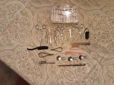 Orvis Fly Fishing Forceps, Hook Sharpener, Cinch tie knot tyer and other tools