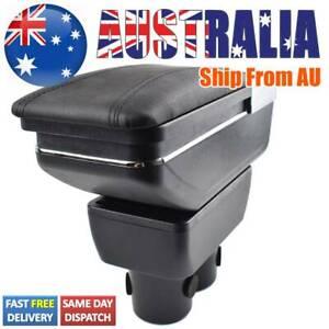 BLACK Armrest Box For Suzuki Jimny 2000-2017 Central Consoles Storage Box AU