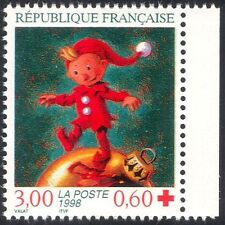 France Medical & Red Cross Postal Stamps