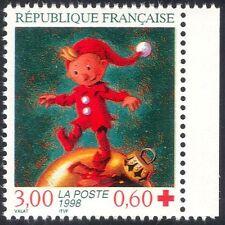 France Medical & Red Cross Postal Stamps