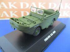 Die cast 1/43 Modellino Jeep Ford GPA British Army 1945