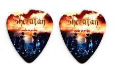 Sheratan Mundo Sin Perdon Promo Guitar Pick