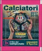 IL FILM DEL CAMPIONATO 2017-2018 - FIGURINE PANINI - 2 USCITA C11-C15
