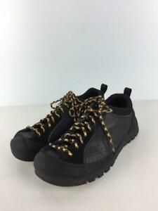 KEEN 26cm Blk Tag size 26cm Black Low cut Fashion sneaker 605 From Japan